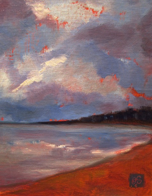 Saugatuck Dusk Medium
